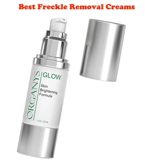 Best Freckle Removal Creams