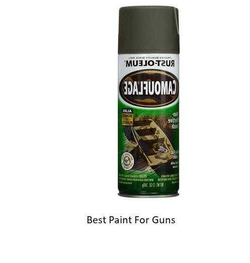 Best Paint For Guns