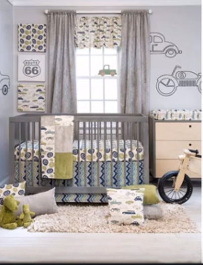 Crib Bed Linen Sets