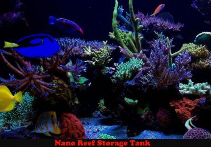 Nano Reef Storage Tank