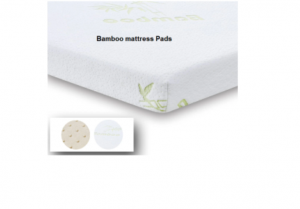 Bamboo mattress Pads