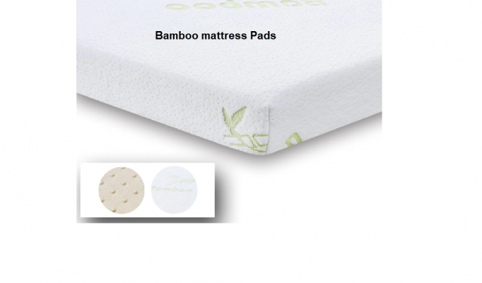 Bamboo mattress Pads