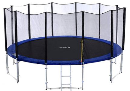best 16 feet trampolines