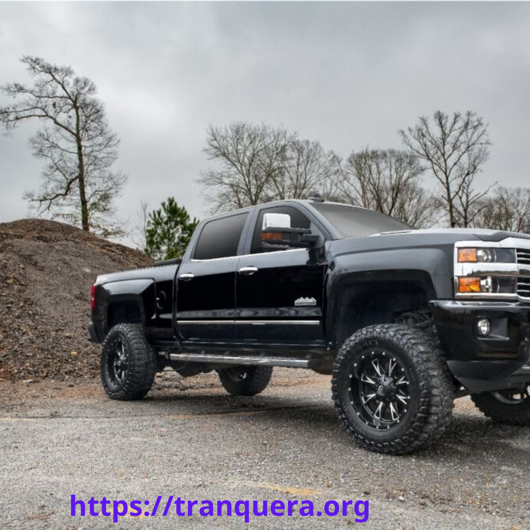 Best Lift Kits For Chevy Silverado 1500 - 2500